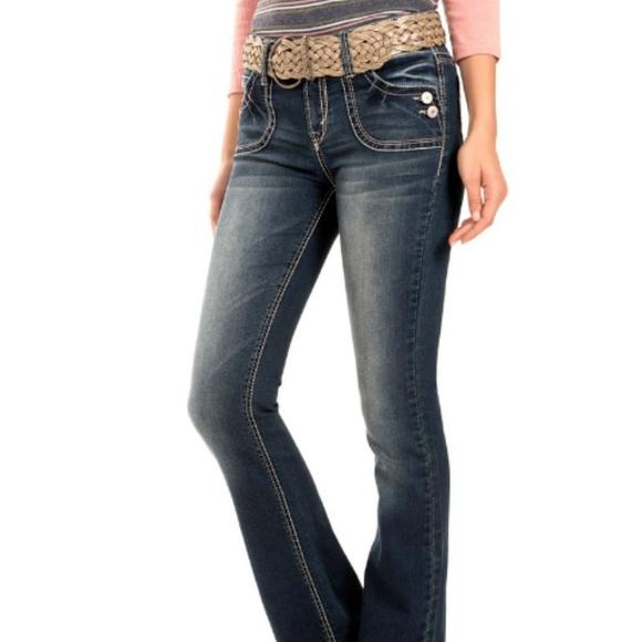 ec0a9327db4 Wallflower Jeans   Nwt Juniors Legendary Bootcut   Poshmark